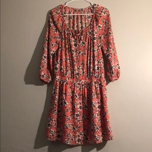 Juicy Couture smocked waist dress